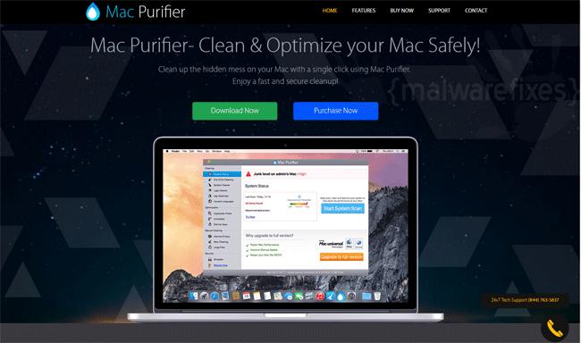 Mac Purifier