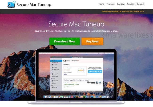 Secure Mac Tuneup