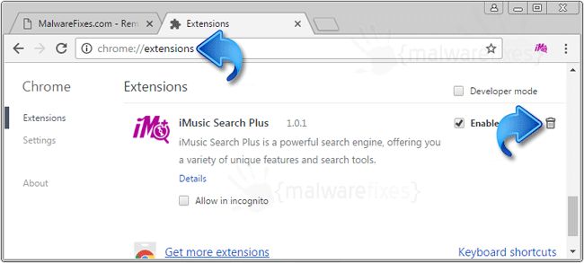 iMusic Search Plus Chrome