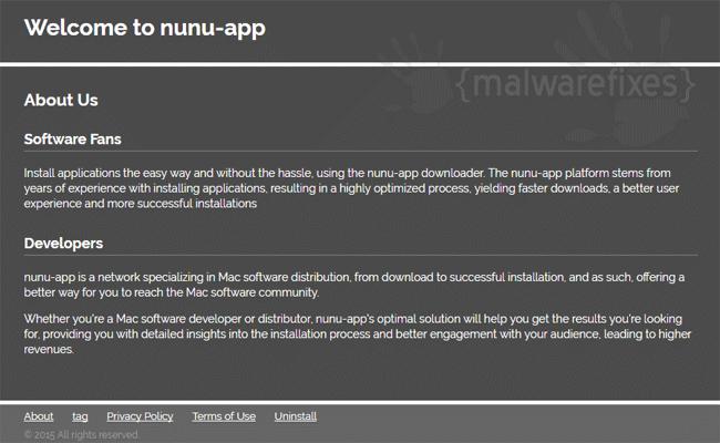 Nunu-app