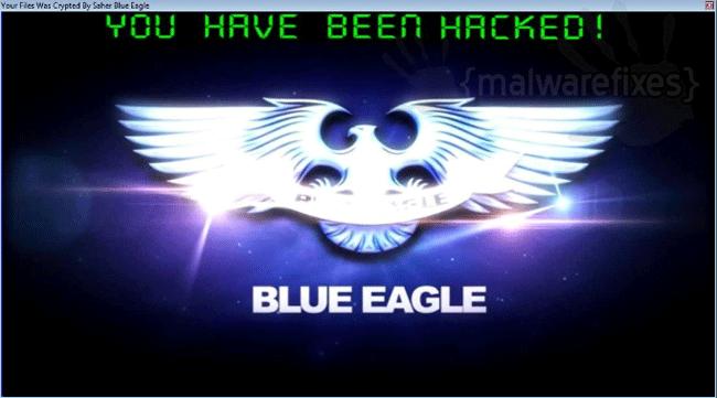 Blue Eagle Virus