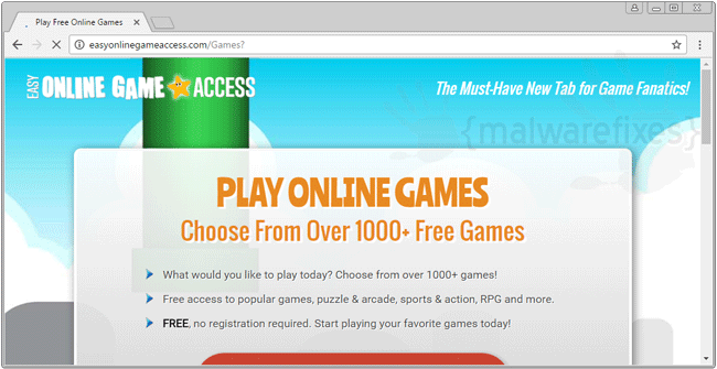 Easy Online Game Access