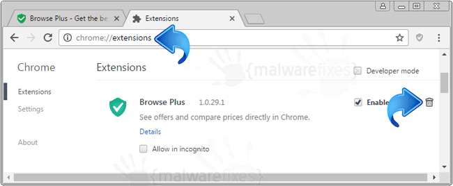 Browse Plus Chrome Extension