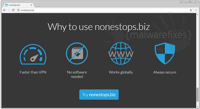 Nonestops.biz