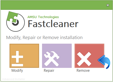 Remove FastCleaner