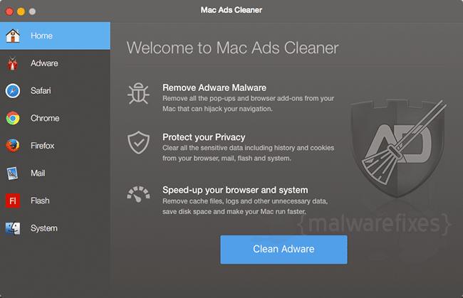Mac Ads Cleaner