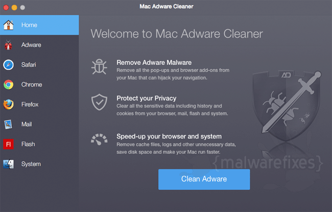 Mac Adware Cleaner