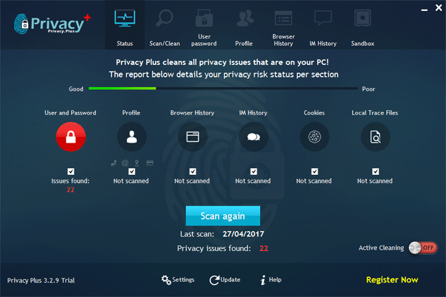 Privacy Plus
