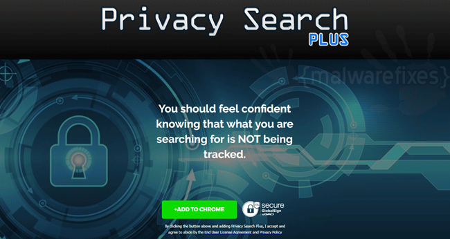 Privacy Search Plus