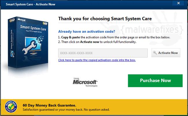Smartsystemcare Activate