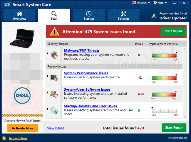 Smart System Care