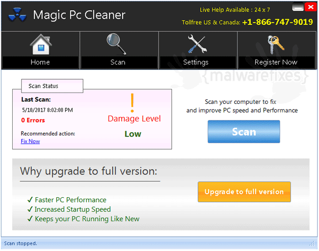 Magic PC Cleaner