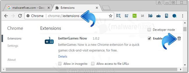 BetterGames Now Chrome Extension