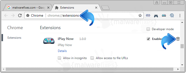 iPlay Now Chrome Extension