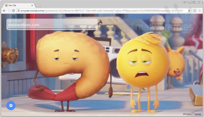 Emoji Tab New Tab