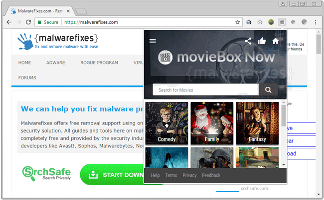 MovieBox Now