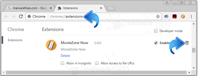 MovieZone Now Chrome Extension