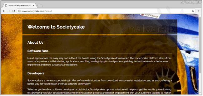 Societycake