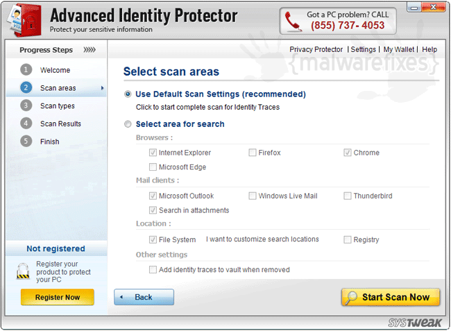 how to remove advanced system protector