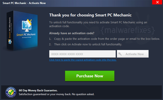 Smart PC Mechanic Registration Code