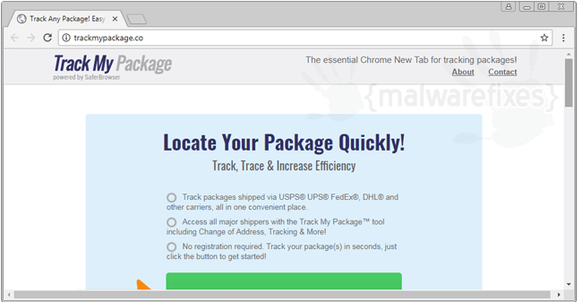 Track My Package