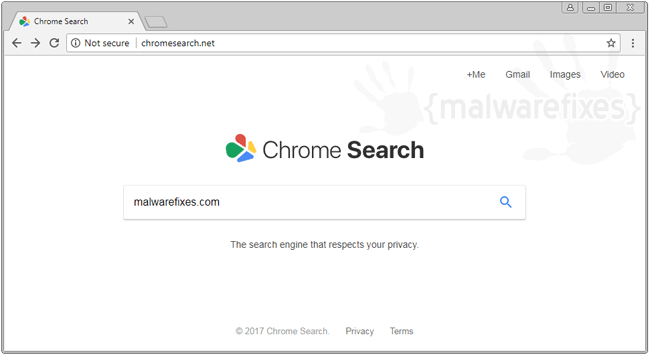 Chrome Search