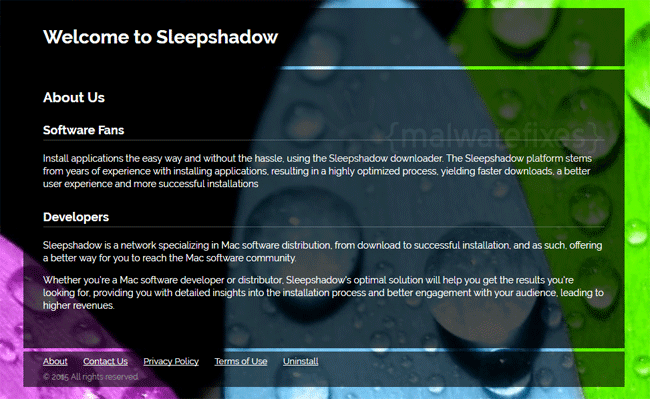 Sleepshadow