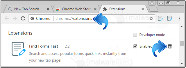 Search.dsearchm3f2.com Chrome Extension