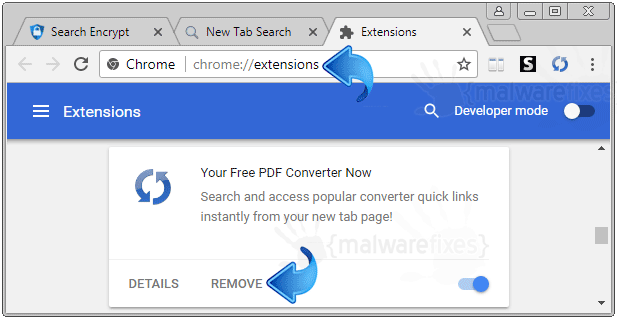 Your Free PDF Converter Now Chrome Extension