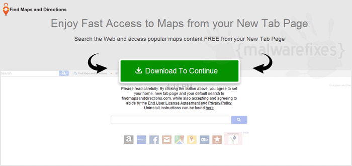 Find Maps and Directions