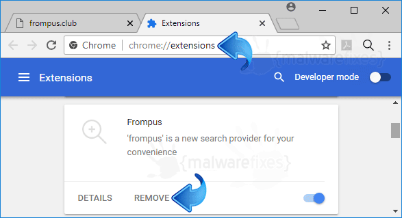 Frompus.club Chrome Extension