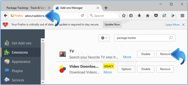 Live TV Now Firefox Extension