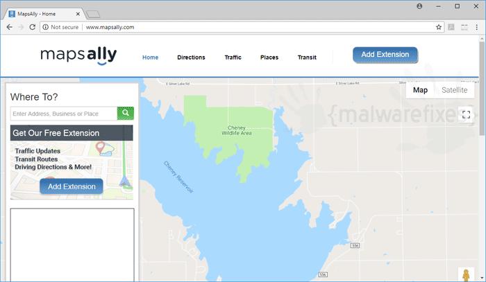 MapsAlly