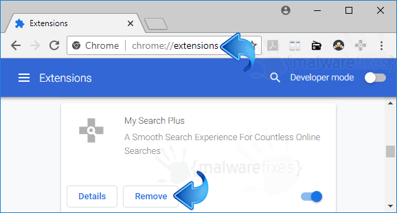 My Search Plus Chrome Extension