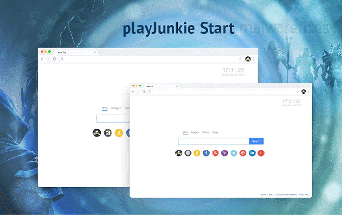 PlayJunkie Start