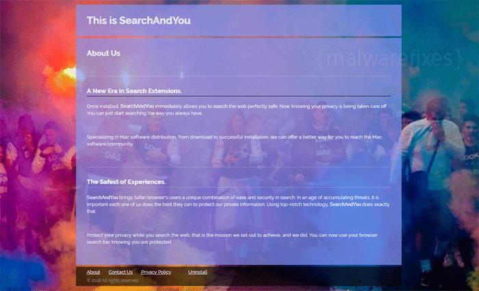 SearchAndYou