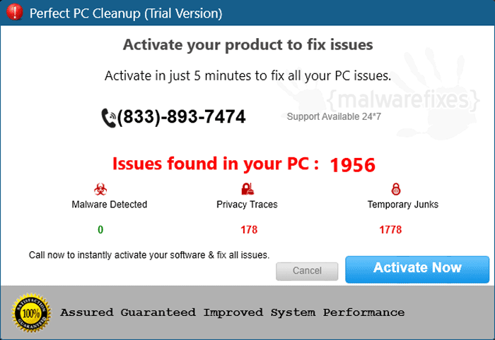 Register Perfect PC Cleanup