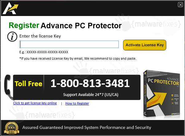 Advance PC Protector License Key