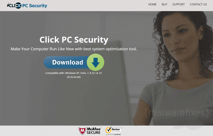 Click PC Security