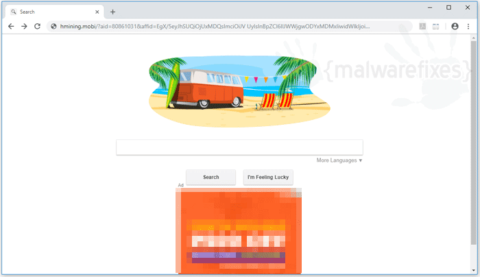 Image of Hmining.mobi website