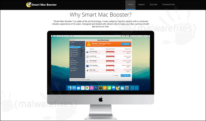 macbooster 6 virus