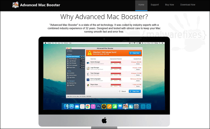 Advanced Mac Booster
