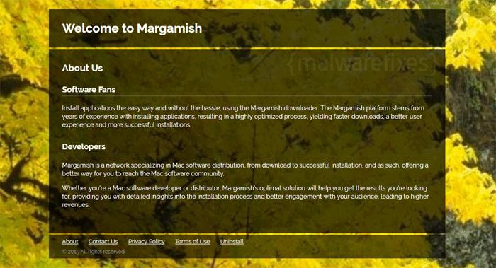 Margamish
