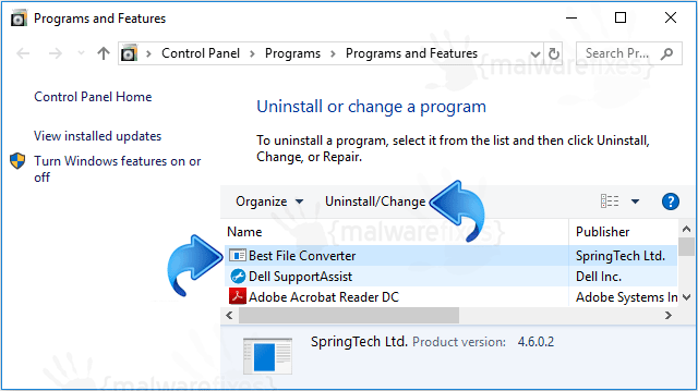 Add-Remove Best File Converter