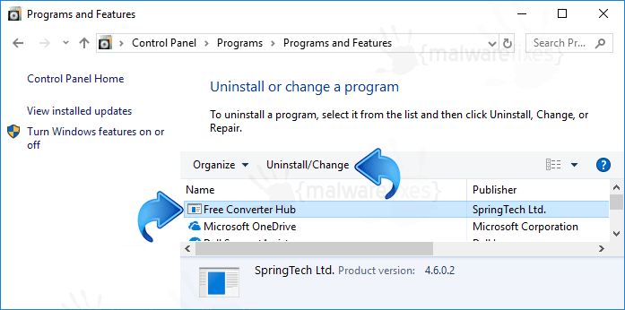 Add-Remove Free Converter Hub