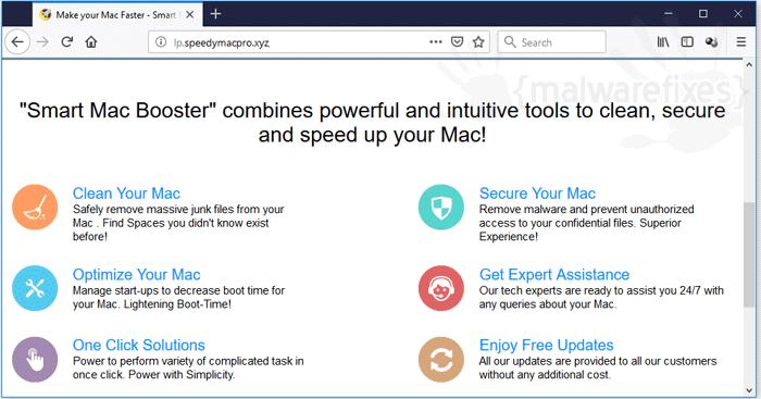 Screenshot image of Lp.speedymacpro.xyz