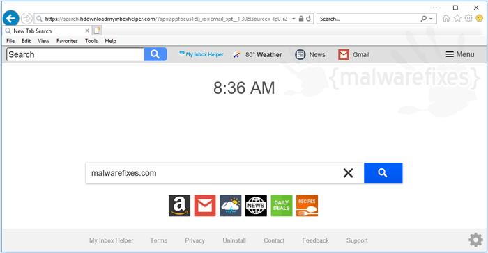 Remove Download My Inbox Helper Mac