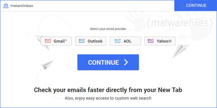 Instant Inbox