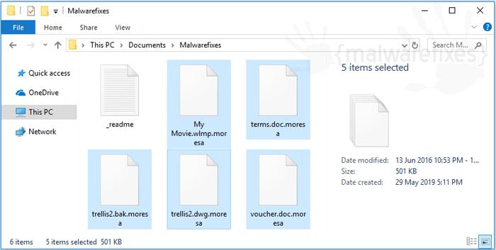 .Moresa Files