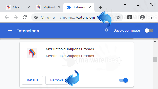 My Printable Coupons Chrome Extension